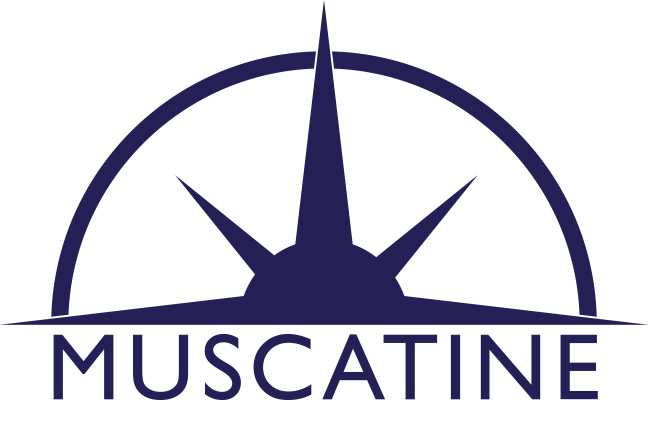 2015 City of Muscatine Logo