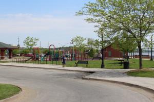 Riverfront Park - playground
