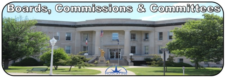 Boards, Commissions & Committees Header